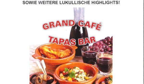 Grand Tappas Bar